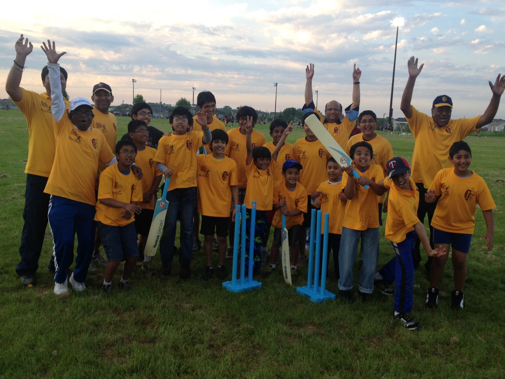 2014 Youth Cricket Champions