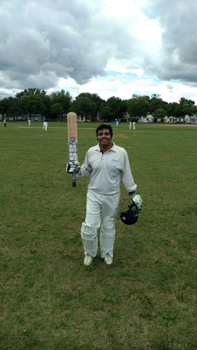 Praire beat Blazers convincingly. Syed outshines with 66 runs.