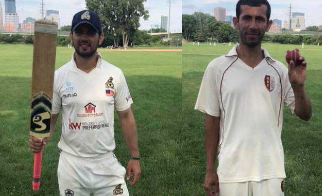 Nasrat's Brilliant 70 runs & Hamish's 6-wicket Haul!