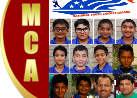MCA (MYC) U12 team's win vs. DCL in California!