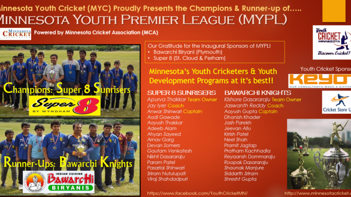2018 MYPL – Concluded!