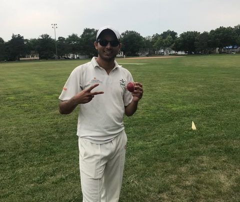Avdesh's valuable 82 runs in 63 balls