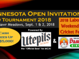 2018 Minnesota Open Invitational T-20 Tournament