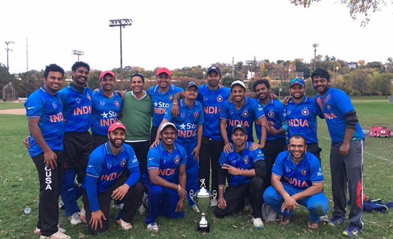Team India – 2016 Country Tournament Champions
