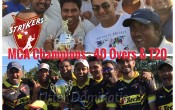 2015 T20 Champions – Strykers Reds