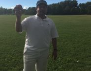 Anoop rocks the  opposition with 6 wickets!
