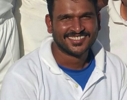 Ashish from Northstars took 4/16  against Lions