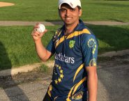 Kumar Bhat bowled dream spell against Windies