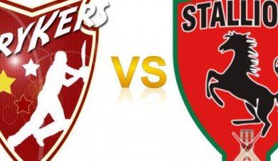 Premier Division Finals, Stallions vs. Stryker Reds