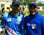 Naga Surendra took 6/30 against Royal Sheilds