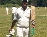 Naveen Bethi from Stallions – 134* against Falcons