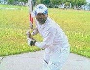Pavan Yarlagadda of Charges scored 52 and took 2 wickets