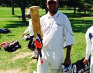 Sushant of Gymkhana scored 60 and took 2wickets