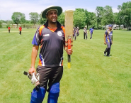 Sushant Khullar – 50 of 54 balls against North Stars